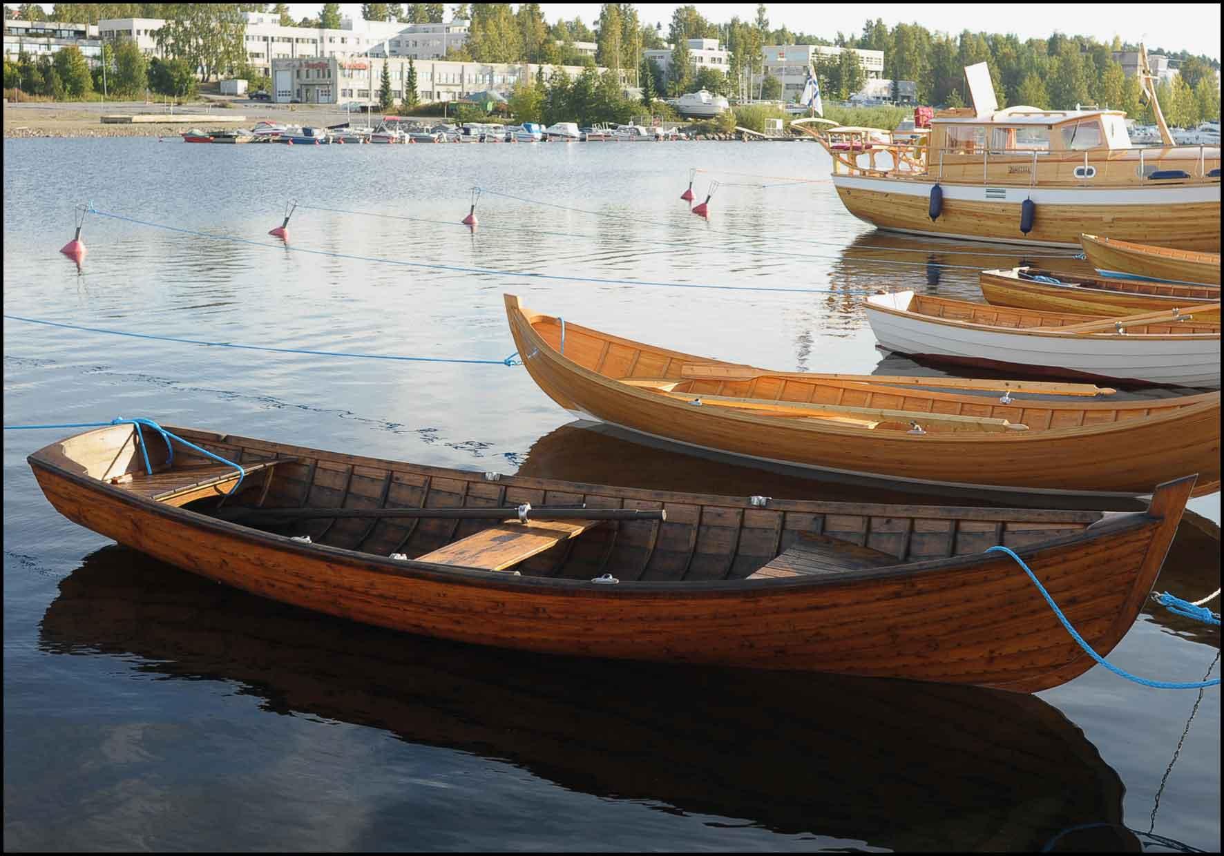 myytävät soutuveneet kuopio